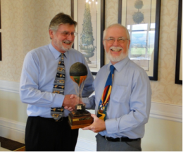 2011 Chairman's Trophy