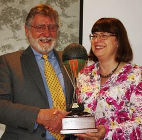 Angela Lickorish trophy