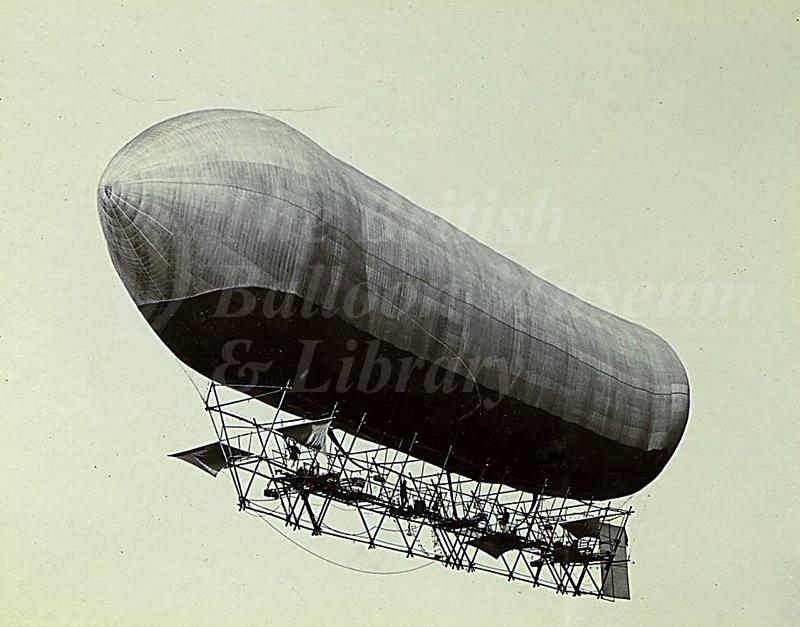 Barton Airship