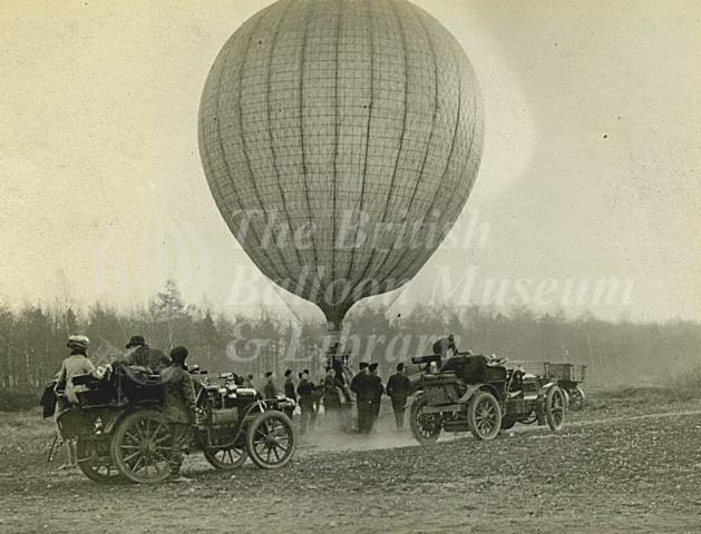 Military Balloon 1901