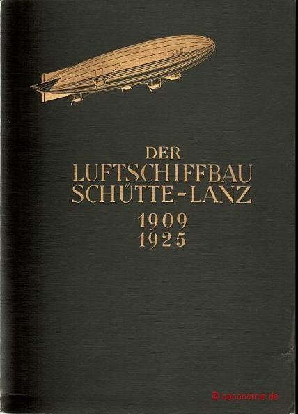 Der Luftschiffbau Schutte-Lanz